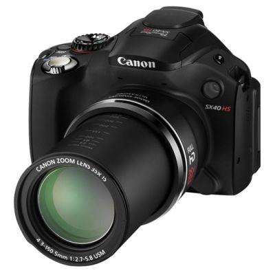 ���������� ����������� Canon PowerShot SX40 hs (�� Canon)