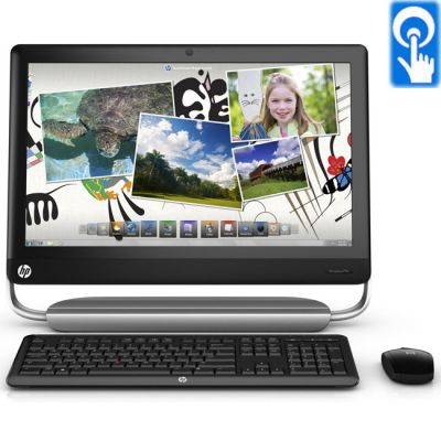 Моноблок HP TouchSmart 520-1001 LN648EA
