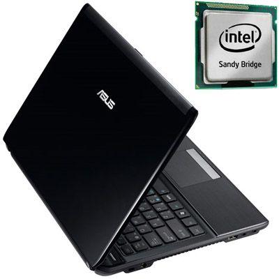 ������� ASUS U31SD i5-2430M Windows 7 (Black) 90N4LA414W1A15VD73AY