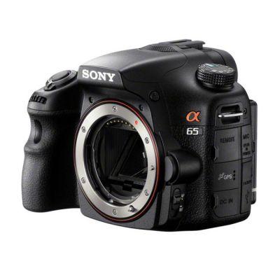 Зеркальный фотоаппарат Sony Alpha SLT-A65 Body (ГТ Sony)