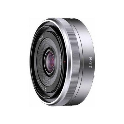 Объектив для фотоаппарата Sony 16 mm 2.8 E (ГТ Sony) SEL-16F28