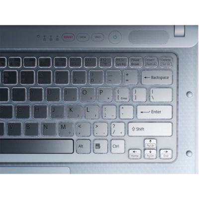 Ноутбук Sony VAIO VPC-CA3S1R/W