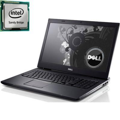 Ноутбук Dell Vostro 3750 i7-2630QM Silver 3750-7451