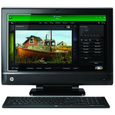 Моноблок HP TouchSmart 610-1200 LN651EA