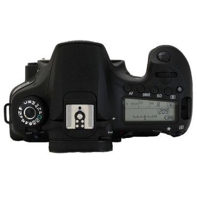 Зеркальный фотоаппарат Canon eos 60D Kit 18-200
