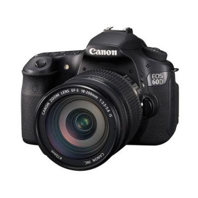���������� ����������� Canon eos 60D Kit 18-200