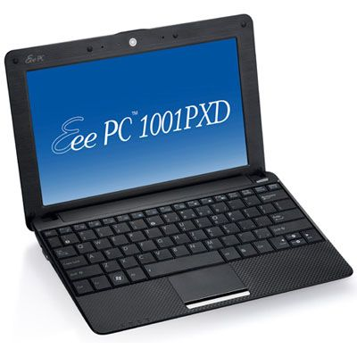 Ноутбук ASUS EEE PC 1001PXD Black 90OA2YB22113900E23EQ