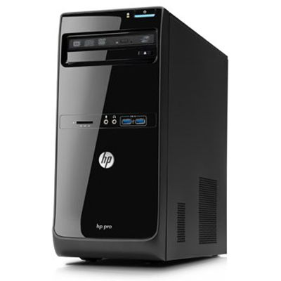 Настольный компьютер HP 3400 Pro MT LH120EA