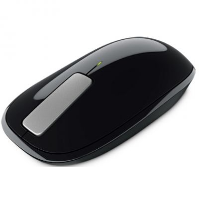 Мышь беспроводная Microsoft Explorer Touch Black U5K-00013