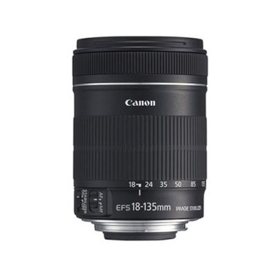 Объектив для фотоаппарата Canon EF-S 18-135 f/3.5-5.6 is (Оригин. коробка) (ГТ Canon)