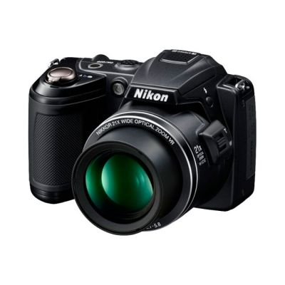 ���������� ����������� Nikon coolpix L120 Black (�� Nikon)
