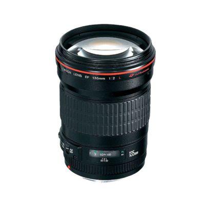 Объектив для фотоаппарата Canon ef 135 f/2L usm Canon ef [2520A015]