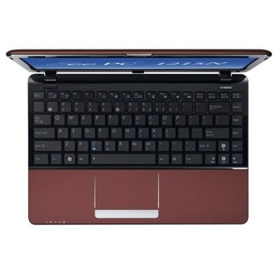 Ноутбук ASUS EEE PC 1215N (Red) 90OA2HB485159A7E43EQ