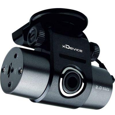 Видеорегистратор xDevice BlackBox-8 + доп.камера