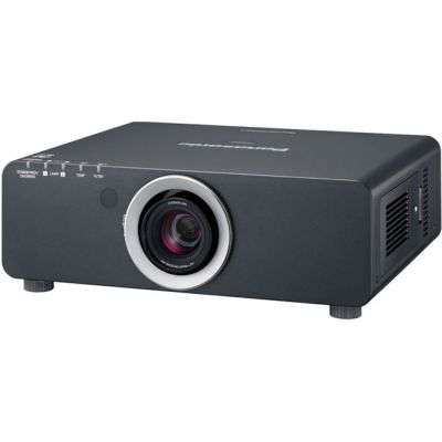Проектор, Panasonic PT-DW6300ELK (без линз)