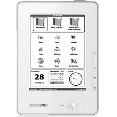 Электронная книга PocketBook Pro 612 White