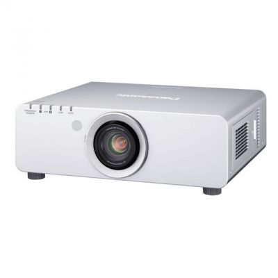 Проектор Panasonic PT-DX800ES Cеребристый