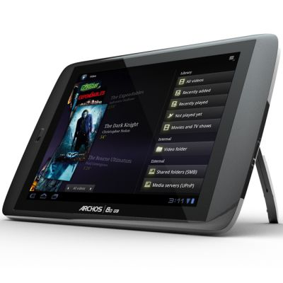 Планшет Archos 80 G9 Tablet HDD 250Gb