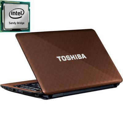 Ноутбук Toshiba Satellite L735-13U PSK0CE-04D01QRU