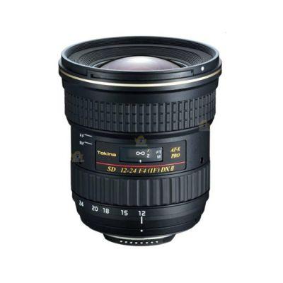 Объектив для фотоаппарата Tokina для Nikon AT-X 124 pro dx II 12-24mm f/4 II Nikon F (ГТ Tokina)