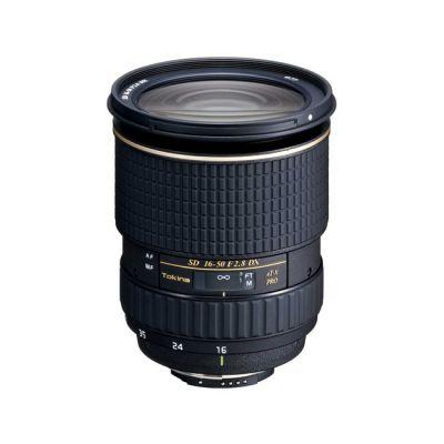 Объектив для фотоаппарата Tokina для Canon AT-X 165 pro dx AF 16-50mm f/2.8 Canon EF-S (ГТ Tokina)