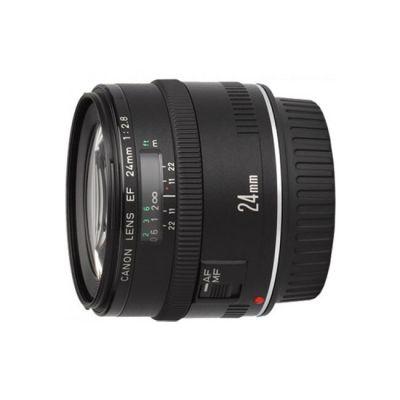 Объектив для фотоаппарата Canon ef 24mm f/2.8 Canon ef [2506A011]