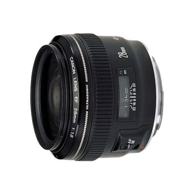 Объектив для фотоаппарата Canon ef 28 f/1.8 usm Canon ef (ГТ Canon) [2510A010]