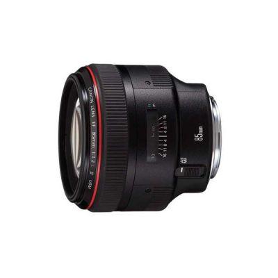 Объектив для фотоаппарата Canon ef 85mm f/1.2L II usm Canon ef [1056B005]