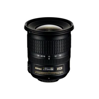 Объектив для фотоаппарата Nikon 10-24mm f/3.5-4.5G ed AF-S dx Nikkor Nikon F JAA804DA