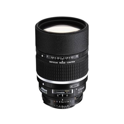Объектив для фотоаппарата Nikon 135mm f/2D AF DC-Nikkor Nikon F (ГТ Nikon)