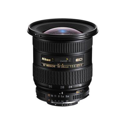 Объектив для фотоаппарата Nikon 18-35mm f/3.5-4.5D ED-IF AF Zoom-Nikkor Nikon F (ГТ Nikon)