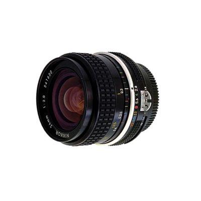 Объектив для фотоаппарата Nikon 28mm f/2.8 Nikkor (ГТ Nikon)
