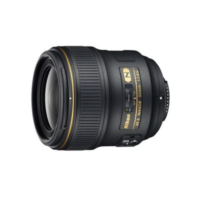 Объектив для фотоаппарата Nikon 35mm f/1.4G AF-S Nikkor Nikon F JAA134DA