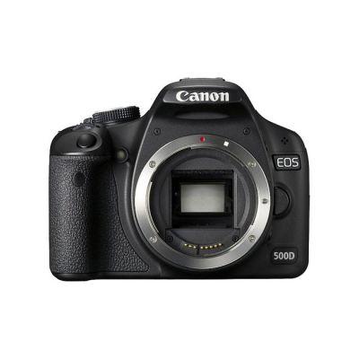 Зеркальный фотоаппарат Canon eos 500D Body (ГТ Canon)