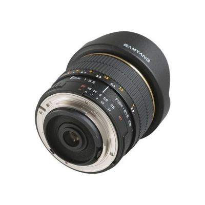 �������� ��� ������������ Samyang ��� Canon Samyang 8mm f/3.5 AS IF UMC Fish-eye CS II Canon EF