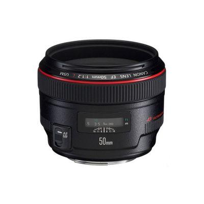 Объектив для фотоаппарата Canon ef 50 f/1.2L usm Canon ef [1257B005]