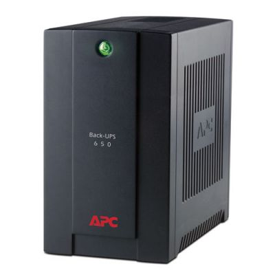 ИБП APC Back-UPS rs 650VA AVR 230V CIS BX650CI-RS