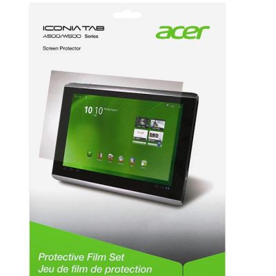 "�������� ������ Acer ��� Iconia Tab A500/W500 Hard Coating Protection Film 10"" LC.ACC0A.017"