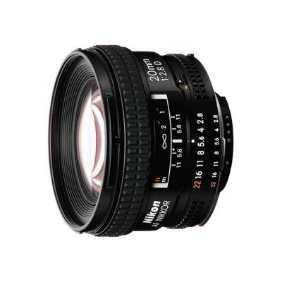 Объектив для фотоаппарата Nikon 20mm f/2.8D Nikkor (ГТ Nikon)