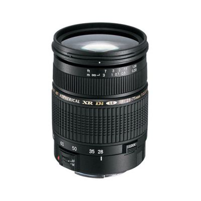 Объектив для фотоаппарата Tamron SP AF 28-75/2.8 XR DI LD (iF) Macro Canon A09E