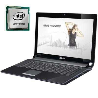 Ноутбук ASUS N73SV 90N1RL128W3EFBVD93AU