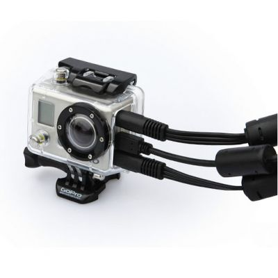 GoPro ������� ���� ��� ����� Hero 2 c ��������� �������� ����������� Skeleton Housing AHDSH-001