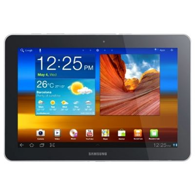Планшет Samsung Galaxy Tab 10.1 P7500 32Gb Soft Black GT-P7500FKASER