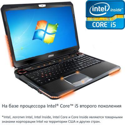 Ноутбук MSI GT683-669