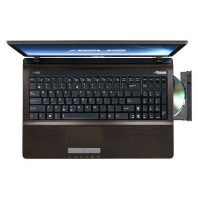 Ноутбук ASUS K53E 90N3CAD54W2A13RD13AY
