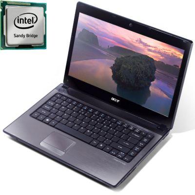 Ноутбук Acer TravelMate 4750 LX.V4201.015