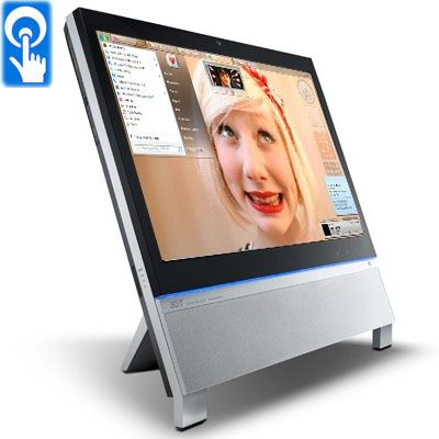 Моноблок Acer Aspire Z5101 PW.SEWE2.078