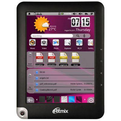 Электронная книга Ritmix RBK-490