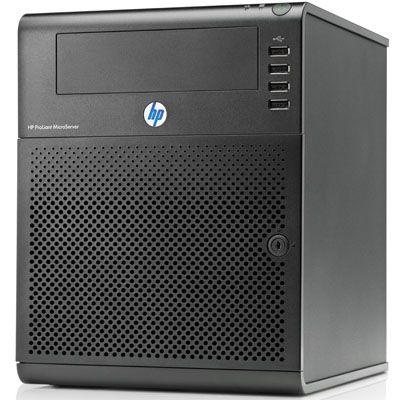 Сервер HP Proliant MicroServer 658553-421
