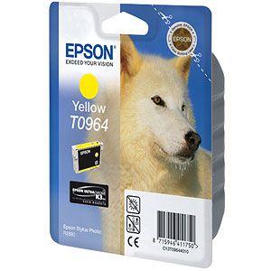 Картридж Epson R2880 Yellow/Желтый (C13T09644010)